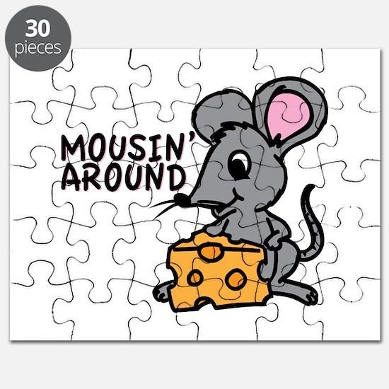 Mousin Around Puzzle