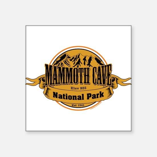 Mammoth Cave, Kentucky Sticker