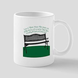 Bench Love Mugs