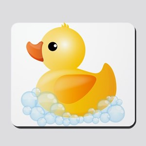 Rubber Duck Mousepad