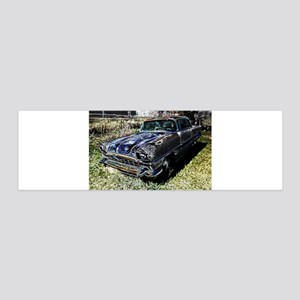 Classic Car Wall Decal