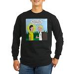 Tick Pet Long Sleeve Dark T-Shirt