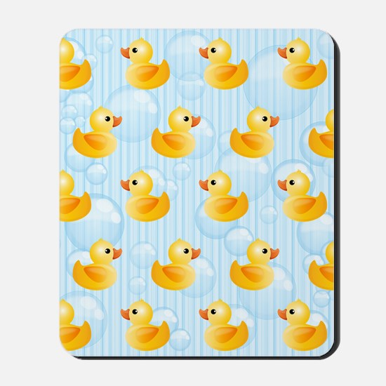 Little Ducks Mousepad
