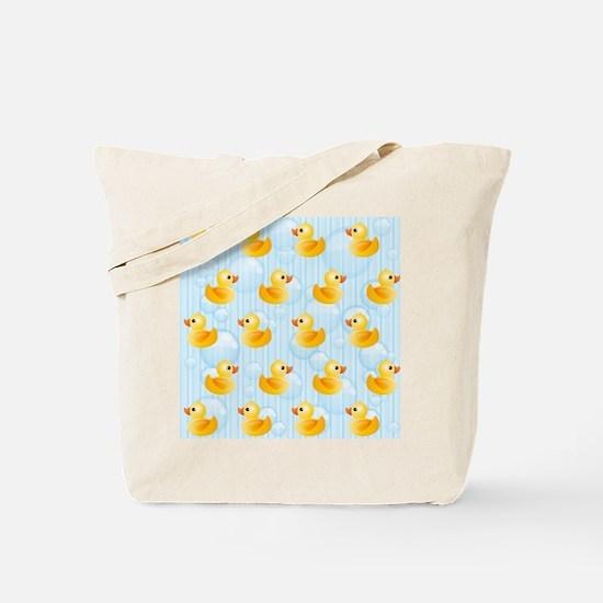 Little Ducks Tote Bag