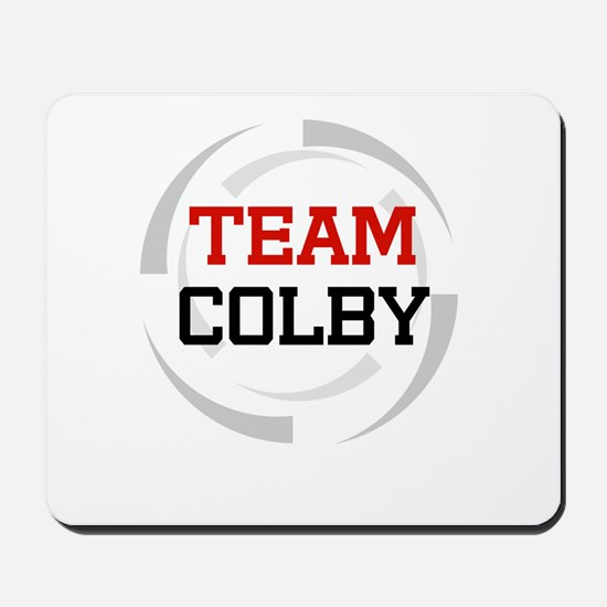 Colby Mousepad