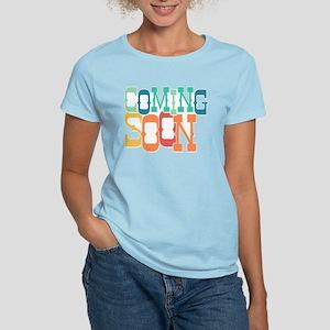Bouncy Coming Soon T-Shirt