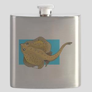 Ray Fish Flask