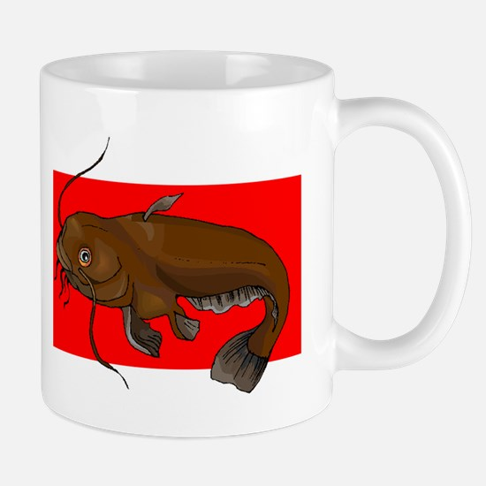 Catfish Mugs