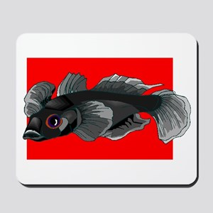 Black Goby Mousepad