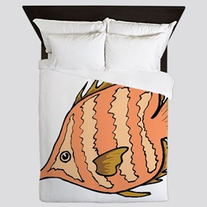 Needlenose Fish Queen Duvet