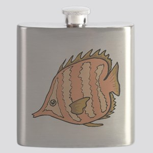 Needlenose Fish Flask