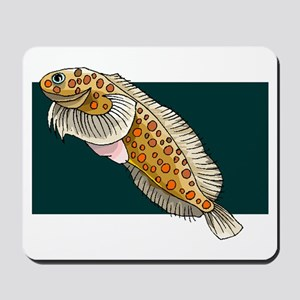 Goby Fish Mousepad