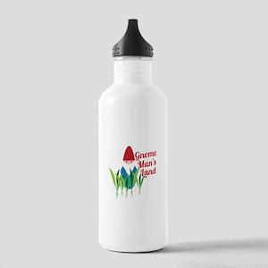 Gnome Man's land Water Bottle