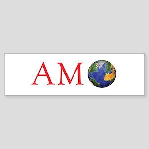 Amo (bumper) Bumper Sticker