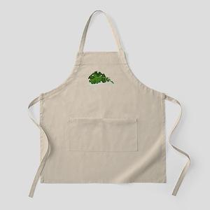 Kale Leaf Apron