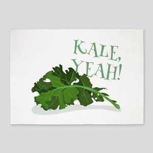 Kale Yeah 5'x7'Area Rug
