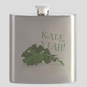 Kale Yeah Flask