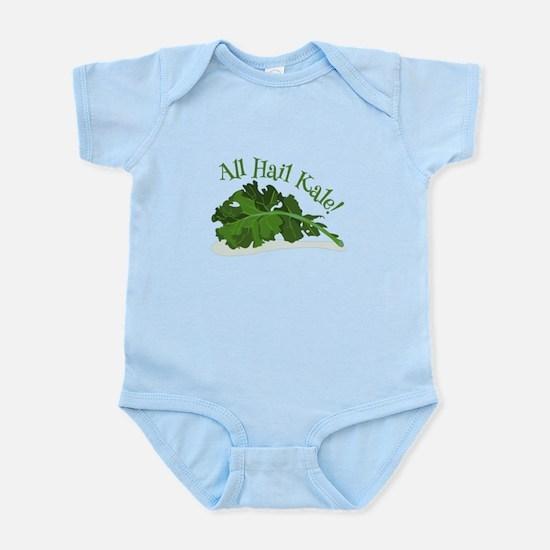 Hail Kale Body Suit
