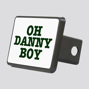 OH DANNY BOY Rectangular Hitch Cover