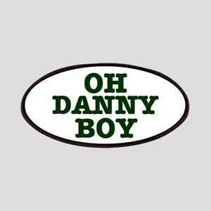 OH DANNY BOY Patches