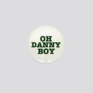 OH DANNY BOY Mini Button