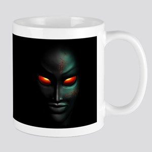 Zombie Ghost Halloween Face Mugs