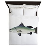 Barramundi Queen Duvet