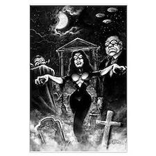 Plan 9 Vampira Large Poster