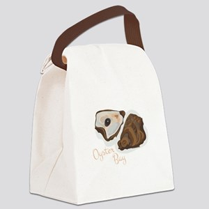 Oyster Bay Canvas Lunch Bag
