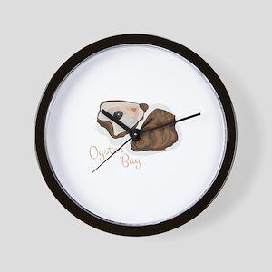Oyster Bay Wall Clock