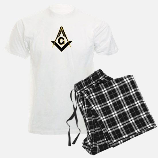 Masonic Black Pajamas