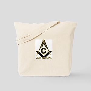 Masonic A.F. & A.M. Tote Bag