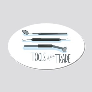 Tools of the Trade Wall Decal