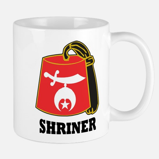 Shriner Fez Mug