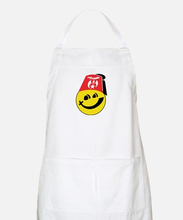 Smiling Shriner Apron