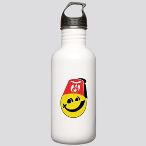Smiling Shriner Stainless Water Bottle 1.0L