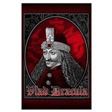 Vlad Dracula Gothic Large Poster