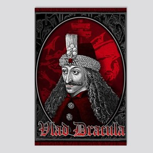 Vlad Dracula Gothic Postcards (Package of 8)