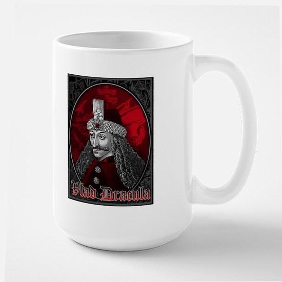 Vlad Dracula Gothic Large Mug