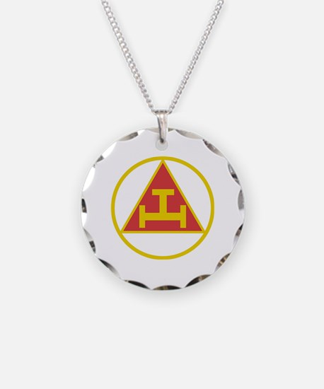 Funny York rite Necklace
