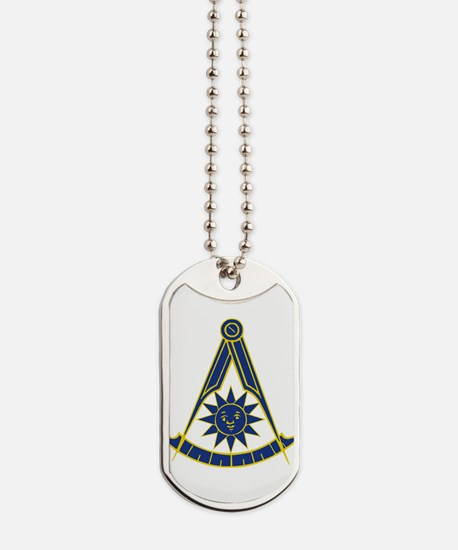 Past Master 1 Dog Tags