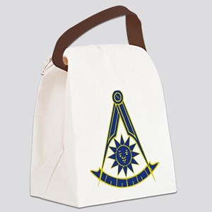 Past Master 1 Canvas Lunch Bag