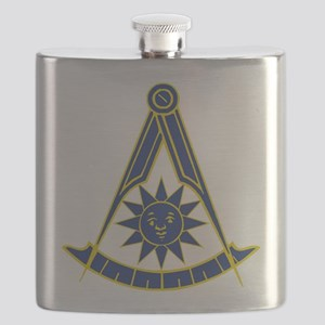 Past Master 1 Flask
