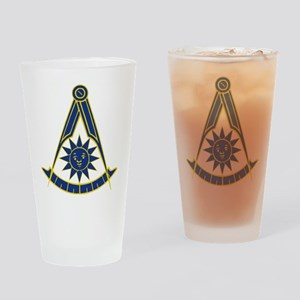 Past Master 1 Drinking Glass