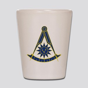 Past Master 1 Shot Glass