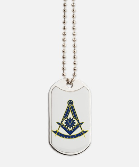 Past Master 2 Dog Tags