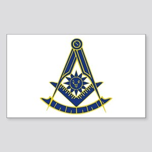 Past Master 2 Sticker (Rectangle)