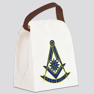 Past Master 2 Canvas Lunch Bag