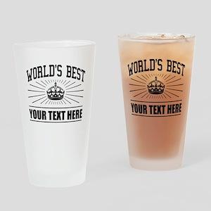 World's best ... Drinking Glass