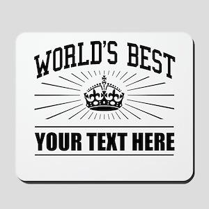 World's best ... Mousepad
